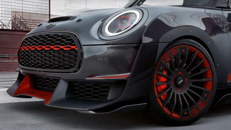Koncept MINI John Cooper Works GP